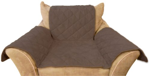 K&H Manufacturing Furniture Cover Chair Mocha (Chair And A Half Covers)