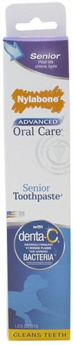 Nylabone Advanced Oral Care Senior Toothpaste 3pk