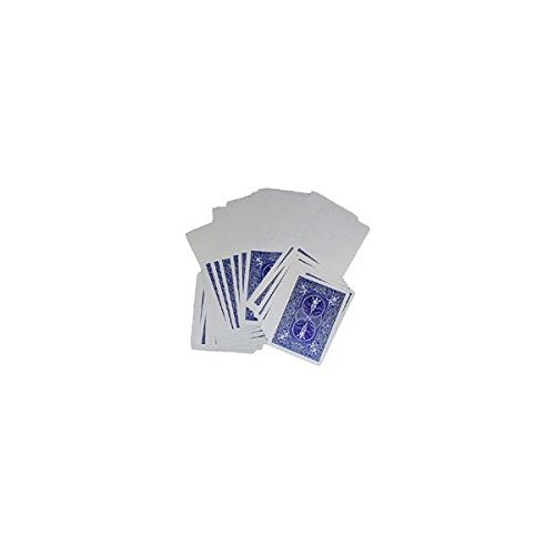 Blank Face Bicycle Deck - Blue US Playing Card Co.