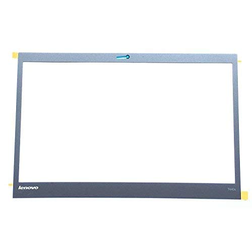 Compatible Replacement for Laptop LCD Bezel Screen Cover Front Frame for Lenovo Thinkpad T440S Fru 00HM187 with Camera Hole