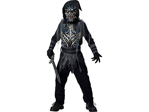 InCharacter Costumes Death Warrior Costume, Size 8/Medium -
