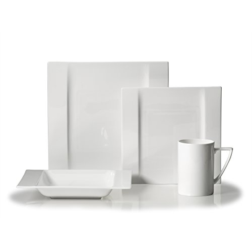 Mikasa® Modern White 4-pc. Place Setting