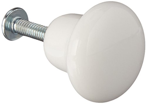orcelain Knob, White (Laurey Porcelain Knobs)