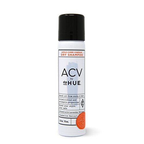 dpHUE Apple Cider Vinegar Dry Shampoo - 2.5oz