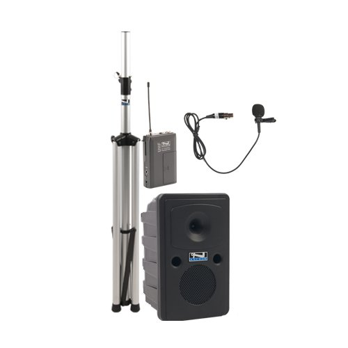 Anchor Audio Go Getter Basic Package With Lapel Microphone