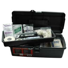 Football America Team Express Deluxe First Aid Kit by Football America
