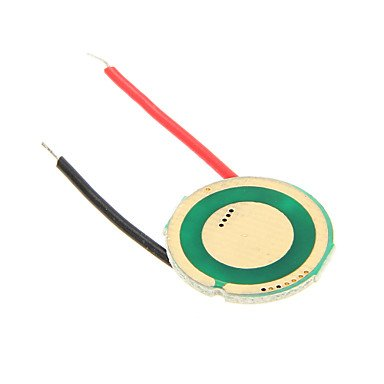 LLSai- 16-Mode 3W 3.7V 7135 Circuit Board for Cree and SSC Emitters(1000mA Output)