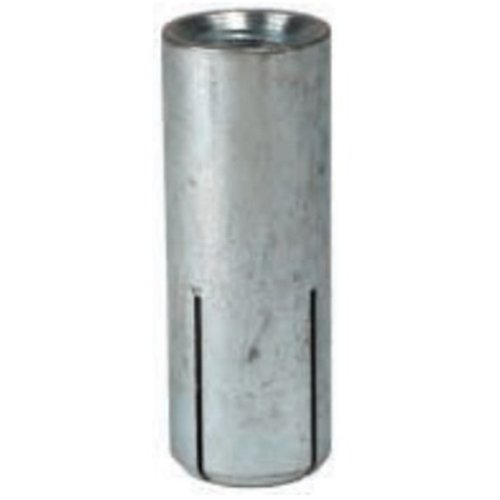 Simpson Strong Tie DIA62 Simpson Strong-Tie Carbon Steel Drop-In Anchor 5/8-inch Rod 2-1/2-inch body 25 per Box