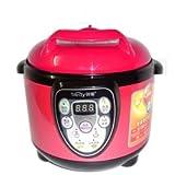 4L Electric Digital Pressure Cookers