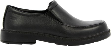 Umi Kids Boy's School Dalton (Big Kid) Black Shoe