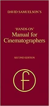 Book Hands-on Manual for Cinematographers