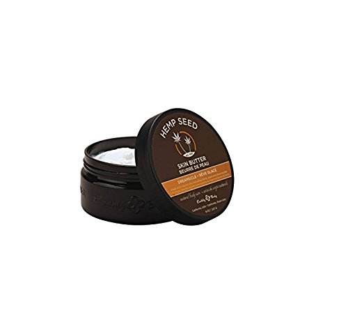 Earthly Body Skin Butter, Dreamsicle, 8 Ounce ()