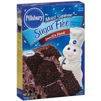 Sugar Free Cake Mix - 4
