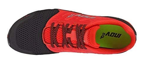 Inov-8 Mens Bare-XF 210 V2 - Barefoot Minimalist Cross Training Shoes - Zero Drop - Wide Toe Box - Versatile Shoe for Powerlifting & Gym - Calisthenics & Martial Arts - Black/Red 12 M US by Inov-8 (Image #2)