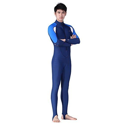 6c12b5e3c1 Nataly Osmann Lycra Diving Suits One-Piece Sunscreen Wetsuit Surfing  Snorkeling Swimsuit for Men  Women
