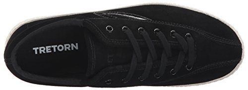 Tretorn Women's NYLITE2PLUS Sneaker Black Suede buy cheap discounts cheap sale purchase buy cheap under $60 buy cheap eastbay buy cheap enjoy JStytoQ