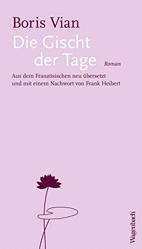 Die Gischt der Tage (Quartbuch) (German Edition)