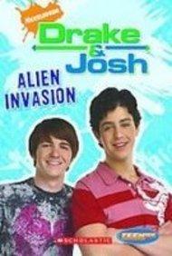 Alien Invasion (Drake & Josh) (Drakes Print Tie)