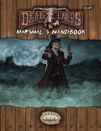 Deadlands Reloaded Marshal's Handbook Explorers Edition (Savage Worlds, S2P10207)
