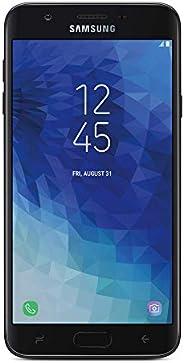 TracFone Carrier-Locked Samsung Galaxy J7 Crown 4G LTE Prepaid Smartphone - Black - 16GB - Sim Card Included -