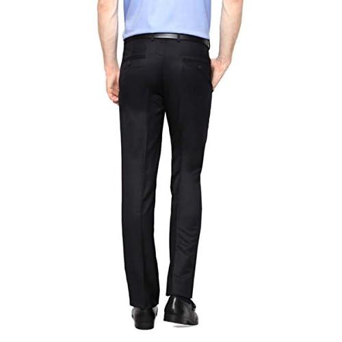 316YEX4ucyL. SS500  - AD & AV Mens Formal Trouser 220_BALENO_Black_BB