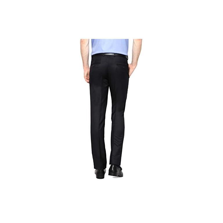 316YEX4ucyL. SS768  - AD & AV Men's Regular Fit Formal Trousers