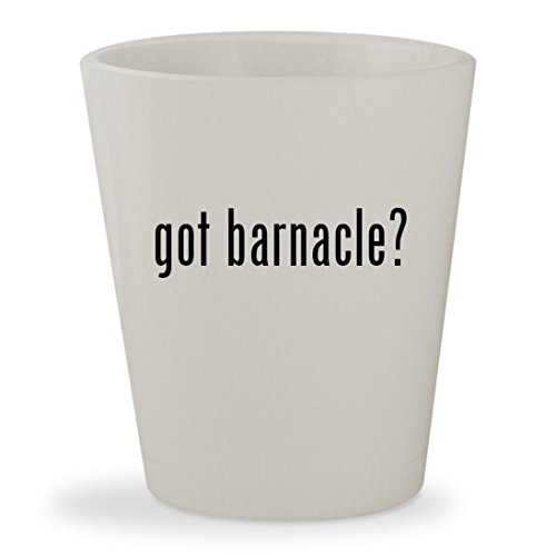 Sims Costume Party 3 (got barnacle? - White Ceramic 1.5oz Shot)