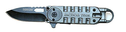 """6 1/4"""" Mini Folding Spring Assisted Knife with Clip"""