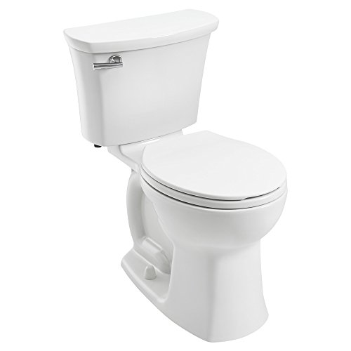 Edgemere Right Height Round Front Toilet