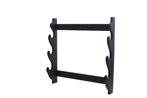 Sword Wall Rack (Szco Supplies Three Sword Wall Rack)