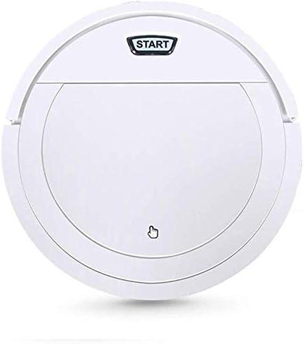 Oanzryybz Robot Aspirador - Gran succión/Silencio, USB de Carga de ...
