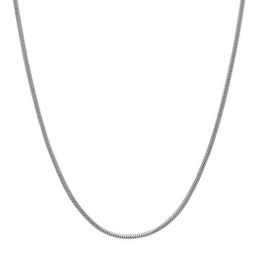 stainless steel 1mm chain - 9