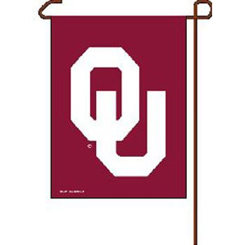 NCAA Oklahoma Sooners Garden Flag, 11