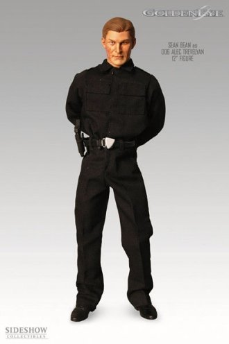 Alec Trevelyan 006 Action Figure from James Bond 007: Golden Eye