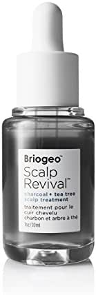 Hair Styling: Briogeo Scalp Revival Charcoal + Tea Tree Scalp Treatment