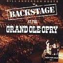 : Bill Anderson Hosts Backstage At the Grand Ole Opry (HDCD) (Live)