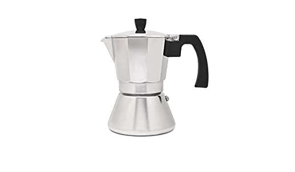 Amazon.com: Leopold Cafetera Espresso 6 tazas Tivoli-INOX ...
