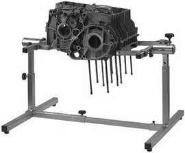 Motorcycle Engine Stand - 1