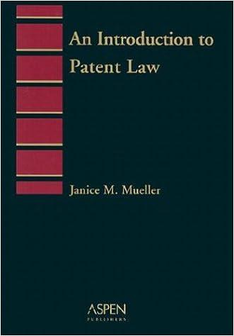 """""OFFLINE"""" Introduction To Patent Law. Parolni using ganha energia genes"