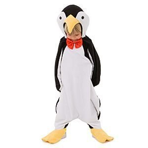 [Disney Store Mary Poppins PENGUIN Costume XXS 2/3] (Mary Poppins Costumes Child)