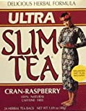 Hobe Marketing – Ultra Slim Tea Cran/Raspberry, 24 bag For Sale