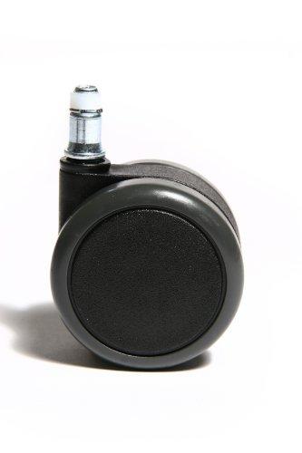 Topstar 6990 Große Design-Hartbodenrollen 11 mm (Set = 5 Rollen)
