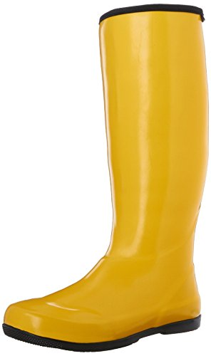 Baffin Women's Packables Rain Boot,Yellow,10 M US