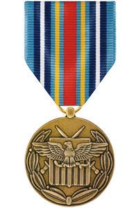 Medals of America Global War On Terrorism Expeditionary Medal Full Size Bronze (Army Global War On Terrorism Ribbon Criteria)