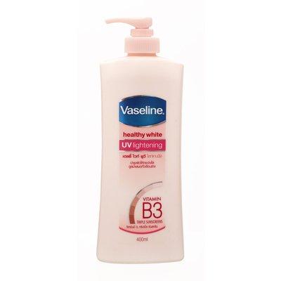 Vaseline Healthy White Skin Lightening Body Lotion 400ml White Lightening Body