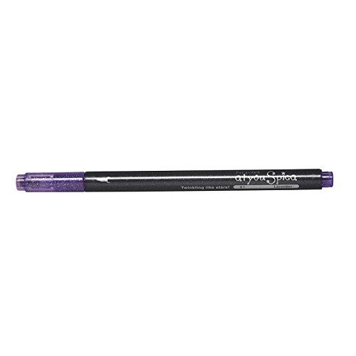 Copic atyou Spica Glitter Pen Open Stock-Lavender