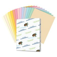 "Colored Copy Paper, 20Lb, 8-1/2""x14"", 500/RM Orchid, Sold as 1 Ream, 500 Each per Ream"