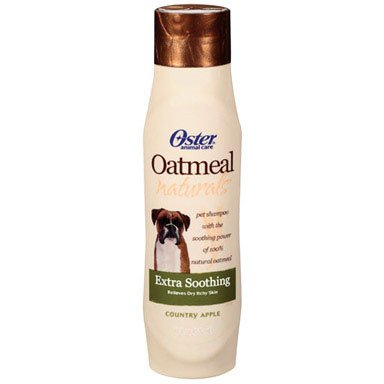 Oster Oatmeal Naturals Extra Soothing Shampoo, My Pet Supplies