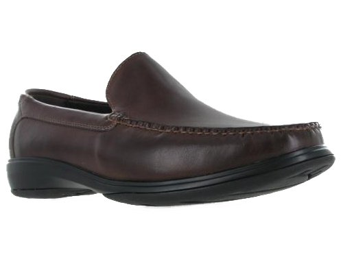 Cole Haan Men's Air Keating Venetian Slip-On, Chestnut Leather, Size 10.5 M US (Cole Haan Mens Loafers compare prices)