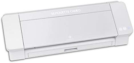 Silhouette Cameo - Juego de 4 láminas para plóter, una alfombrilla de corte adicional y 100 diseños gratis: Amazon.es: Oficina y papelería